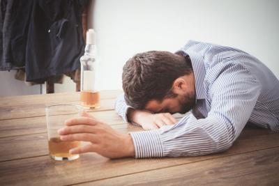 ich vertrage keinen alkohol
