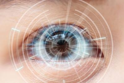 Augenfolgebewegung