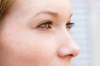 ständig geweitete pupillen