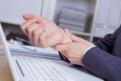 Schmerzen im Handgelenk und Unterarm loswerden
