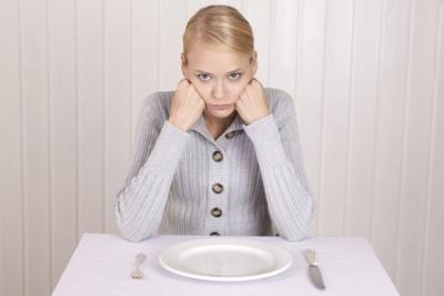 haben magersüchtige hunger