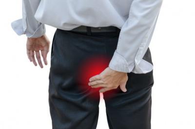 Gesäßmuskel Schmerzen