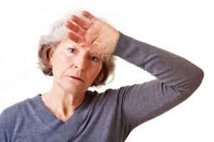 Schweissausbruche treten meist im rahmen der wechseljahre for Wechseljahre schwei ausbrüche